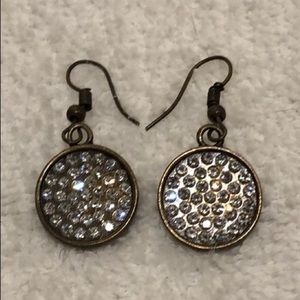 Pretty sparkly earrings